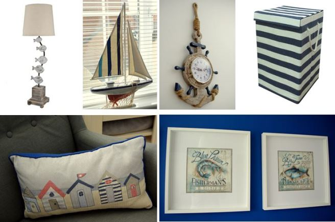 Nautical Nursery Accessories