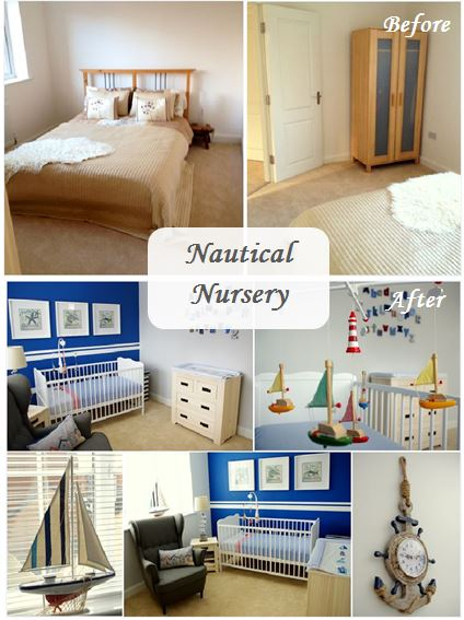 Nautical Nursery1