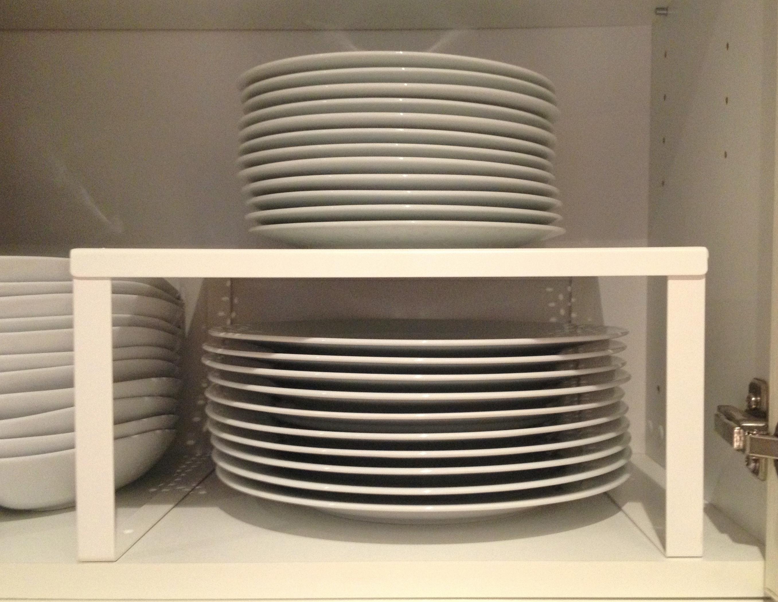 Ikea Stacking Shelf Kitchen
