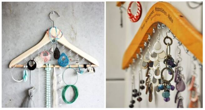 Hanger Jewellery Holder Organizer