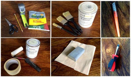 Liquor Cabinet tools