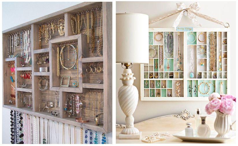 25 Fabulous Jewellery Organisig Ideas Ingenious Nesting