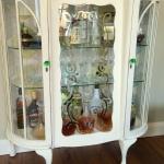 Shabby Liquor Cabinet